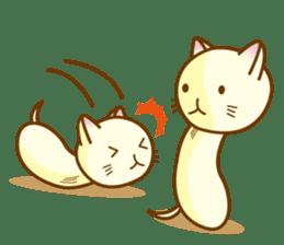 Mushroom-cat sticker #447238
