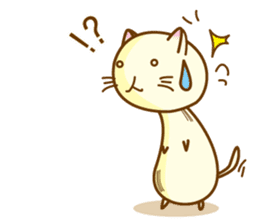 Mushroom-cat sticker #447241