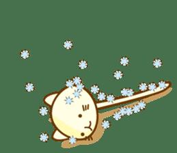 Mushroom-cat sticker #447248