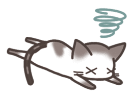 pretty cat sticker #447412