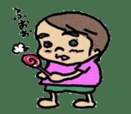 Baby Rittan sticker #447466