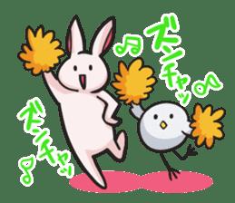 Harimaru and Friends sticker #447882