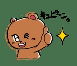 Bear Bear sticker #448294