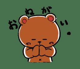 Bear Bear sticker #448305