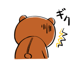 Bear Bear sticker #448309