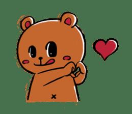 Bear Bear sticker #448310
