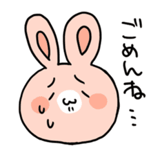 Flexibility Rabbit sticker #448493