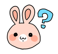 Flexibility Rabbit sticker #448502