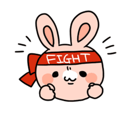 Flexibility Rabbit sticker #448517