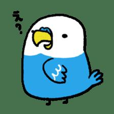 Parakeet INCOCO sticker #448730