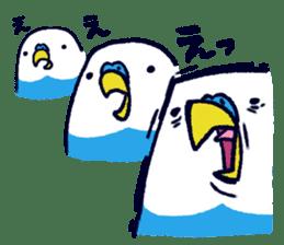 Parakeet INCOCO sticker #448731