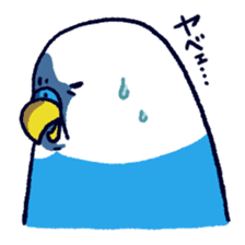 Parakeet INCOCO sticker #448733