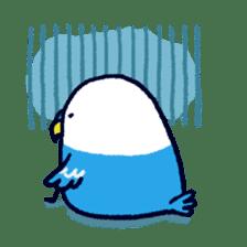 Parakeet INCOCO sticker #448735