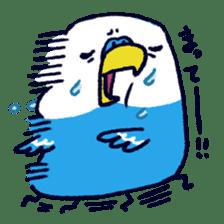 Parakeet INCOCO sticker #448737