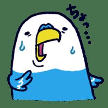 Parakeet INCOCO sticker #448738