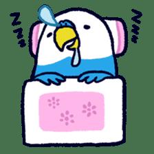 Parakeet INCOCO sticker #448739