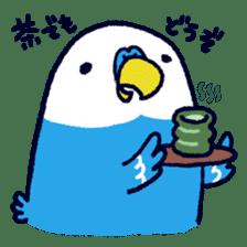 Parakeet INCOCO sticker #448741