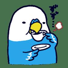 Parakeet INCOCO sticker #448752