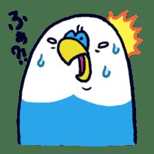 Parakeet INCOCO sticker #448755