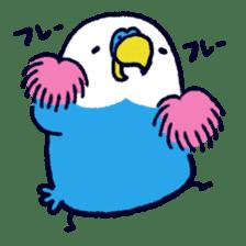 Parakeet INCOCO sticker #448756