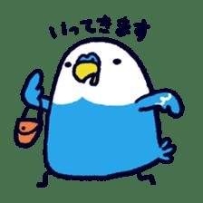 Parakeet INCOCO sticker #448758