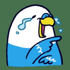 Parakeet INCOCO sticker #448768
