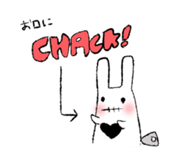 Friends with Chack sticker #449020