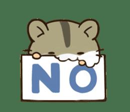hamstamp sticker #449062