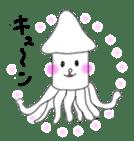 Mr. Cuttlefish sticker #449329