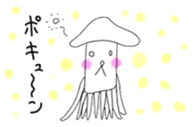 Mr. Cuttlefish sticker #449341