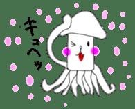 Mr. Cuttlefish sticker #449345