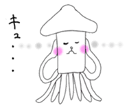 Mr. Cuttlefish sticker #449348