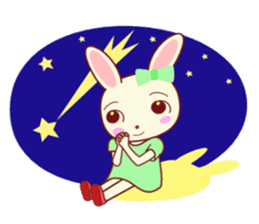 Usagikochan sticker #449534