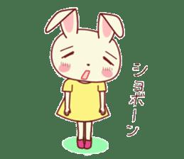 Usagikochan sticker #449547