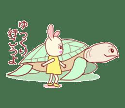 Usagikochan sticker #449555