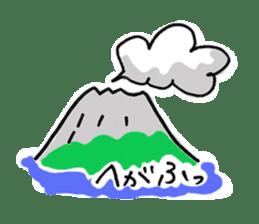 Kagoshima-japan sticker #450409