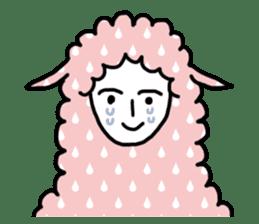 I am Sheep. sticker #450456