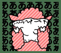 I am Sheep. sticker #450463