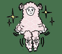 I am Sheep. sticker #450464