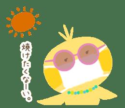 Madam-torichu-san sticker #450712