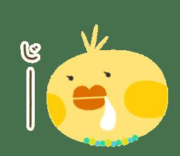 Madam-torichu-san sticker #450742