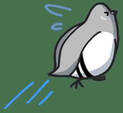 LOVE pigeons sticker #451006
