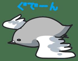LOVE pigeons sticker #451022