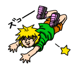 Nigoo KUN sticker #451559