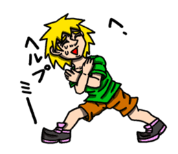 Nigoo KUN sticker #451572