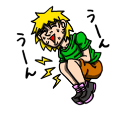 Nigoo KUN sticker #451578