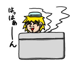Nigoo KUN sticker #451582
