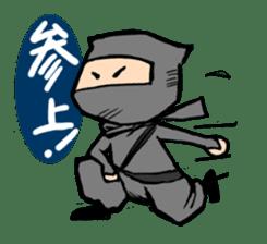 Ninja sticker #451705