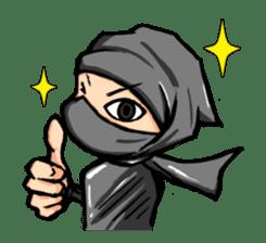 Ninja sticker #451706