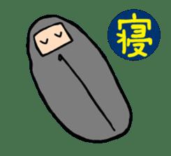 Ninja sticker #451714